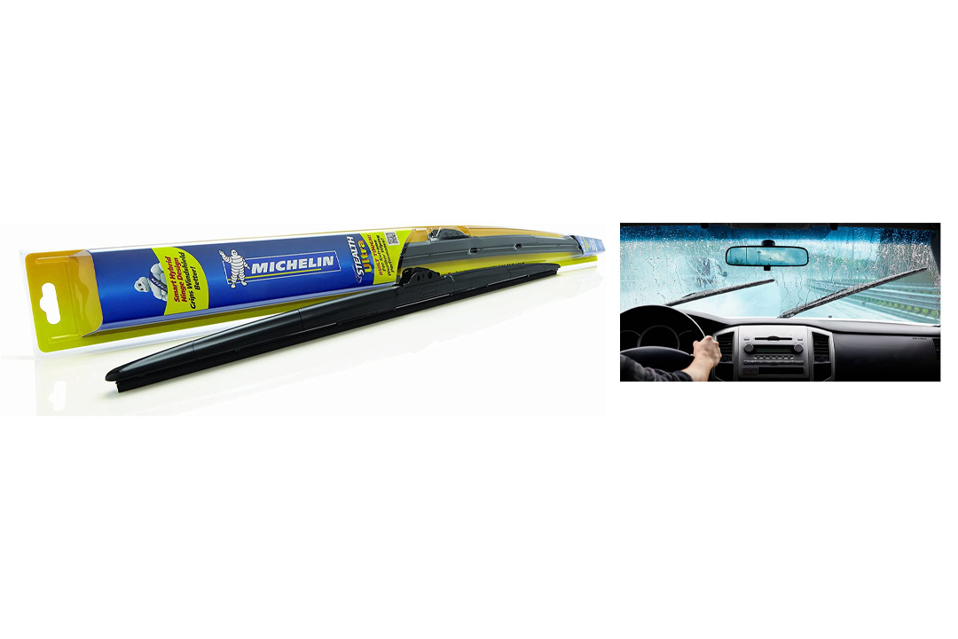Michelin 8521 Stealth Ultra Windshield Wiper Blade with Smart Technology