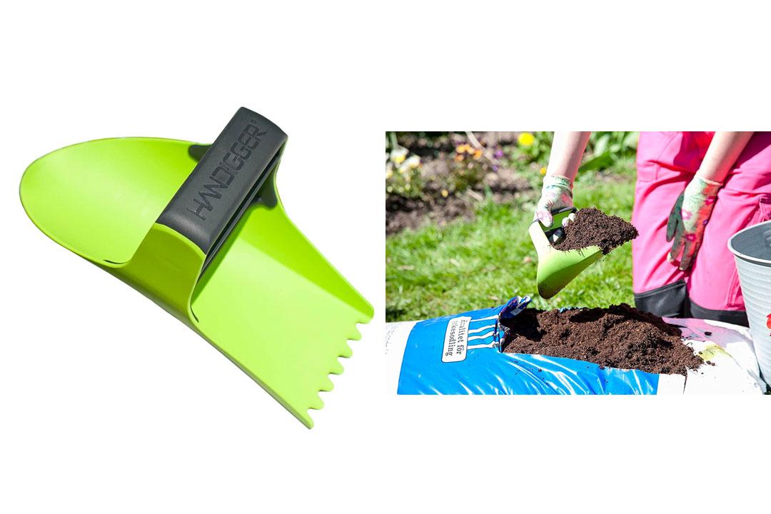 Multipurpose Garden Hand Trowel