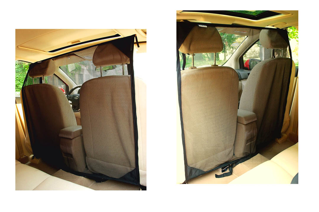 NAC&ZAC SUV Pet Barrier