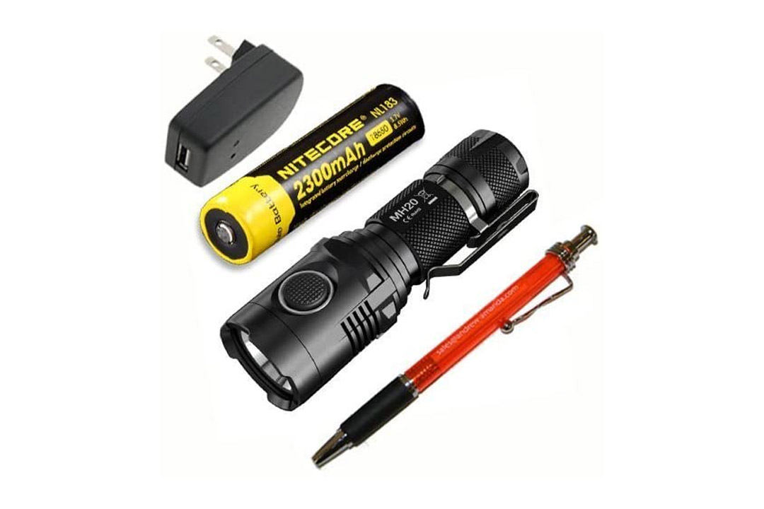 Nitecore MH20 Rechargeable Flashlight