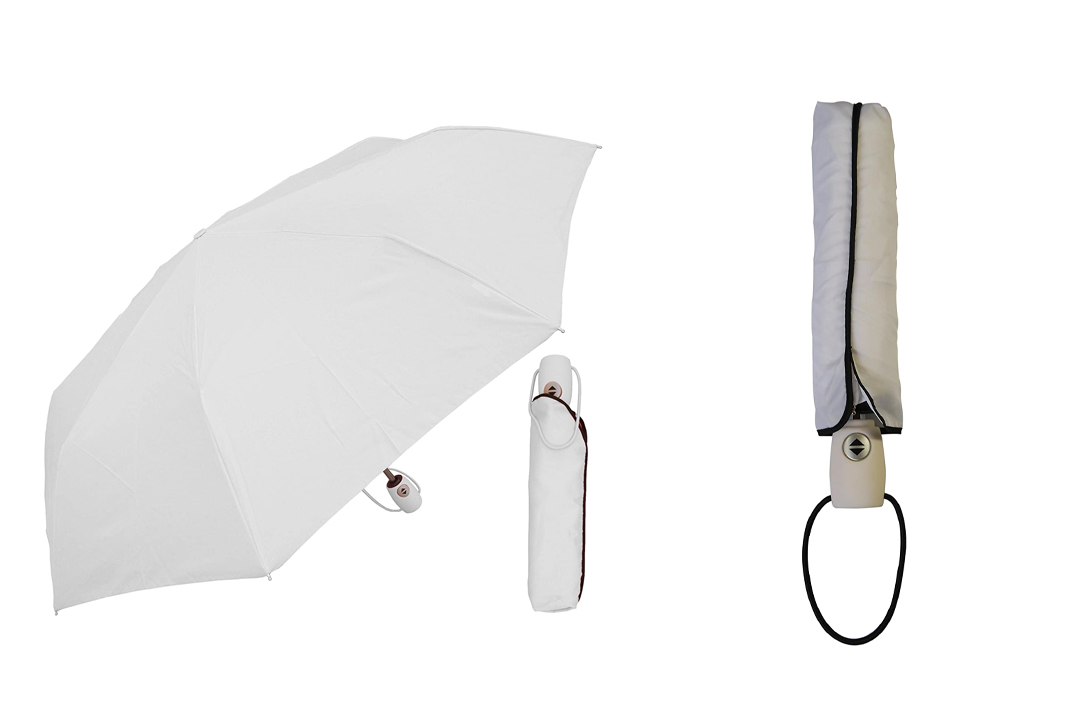 RainStoppers Deluxe Mini Umbrella