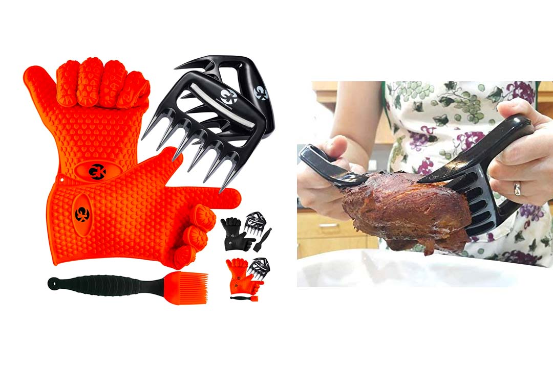 Silicone BBQ /Cooking Gloves