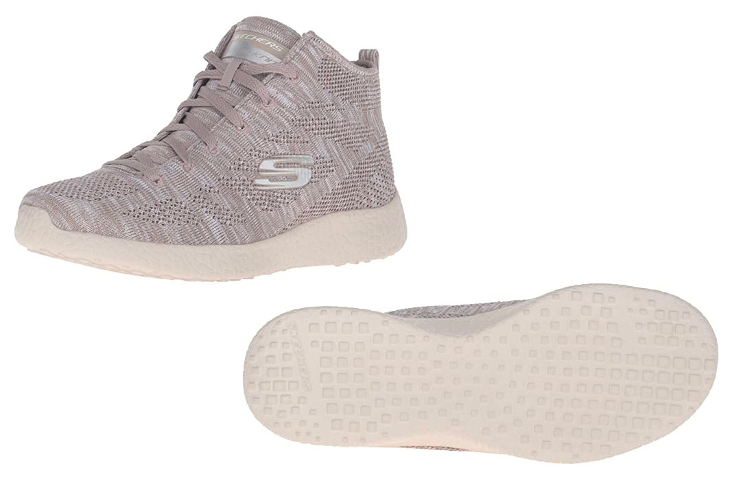 Sport Women's Burst Divergent Demi Boot Sneaker (Skechers)