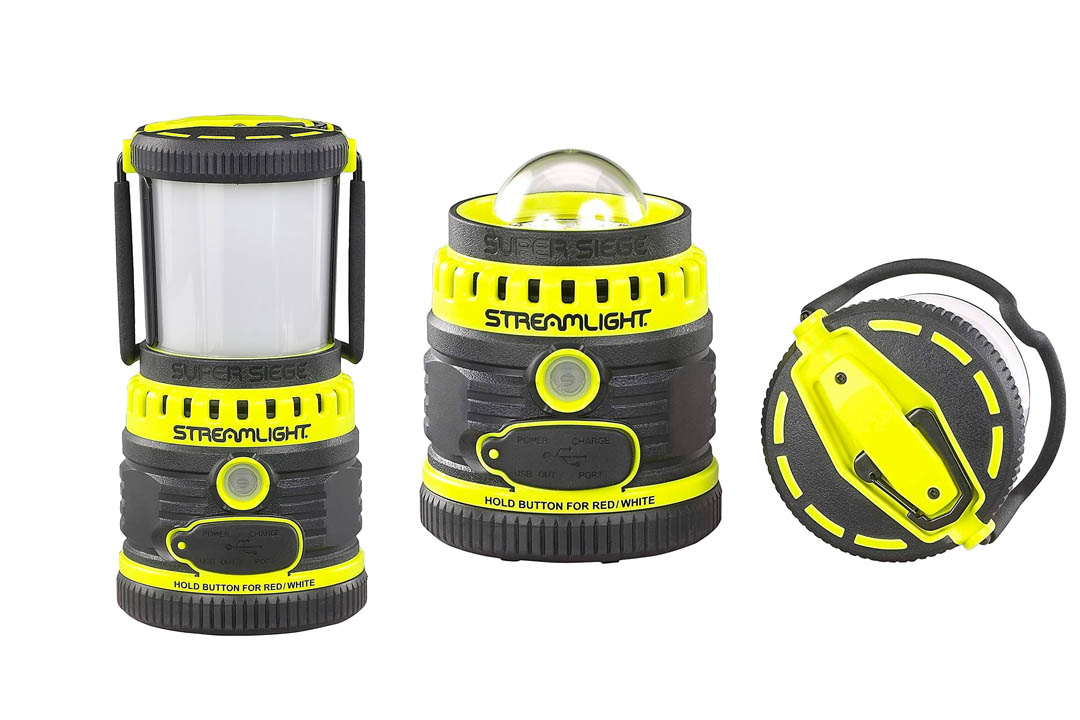 Streamlight 44945 Siege 1100 Lumen Ultra-Compact Work Lantern