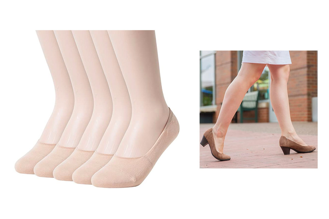 The Sockstheway Women's Anti-Slip No Show Socks, Best Low Cut Liner Socks