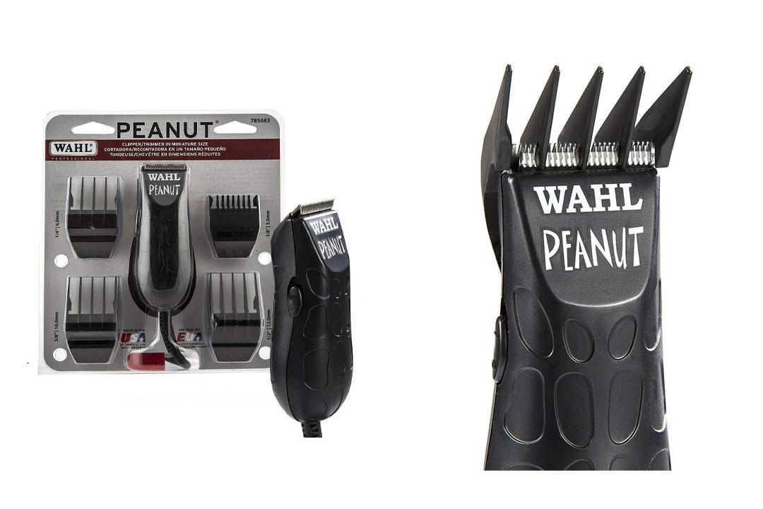 Wahl Professional 8655-200 Peanut Clipper/Trimmer, Black