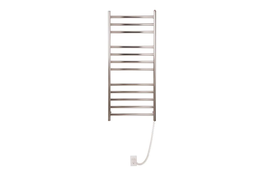 12-Bar Wall Mount Towel Warmer