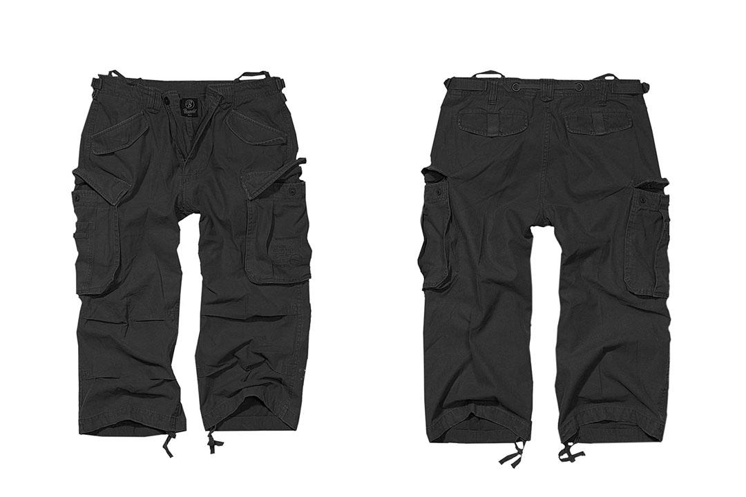 Brandit Men's Industry Vintage 3/4 Shorts