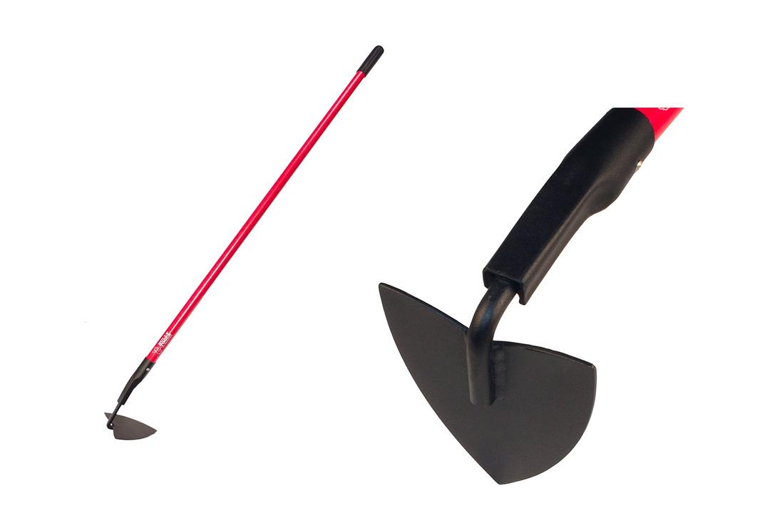Bully Tools 92354 12-Gauge Warren Hoe with Fiberglass Handle