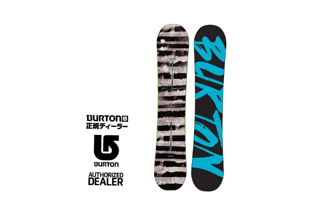Burton Blunt Wide Snowboard 2016