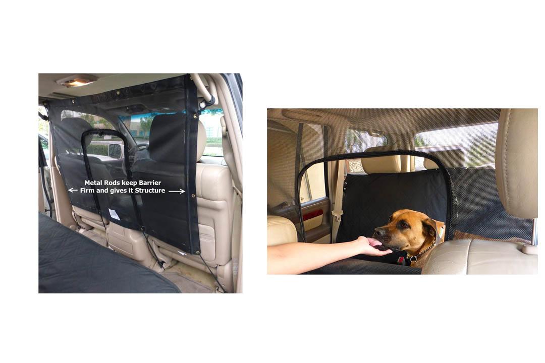 Car Seat Mesh Net