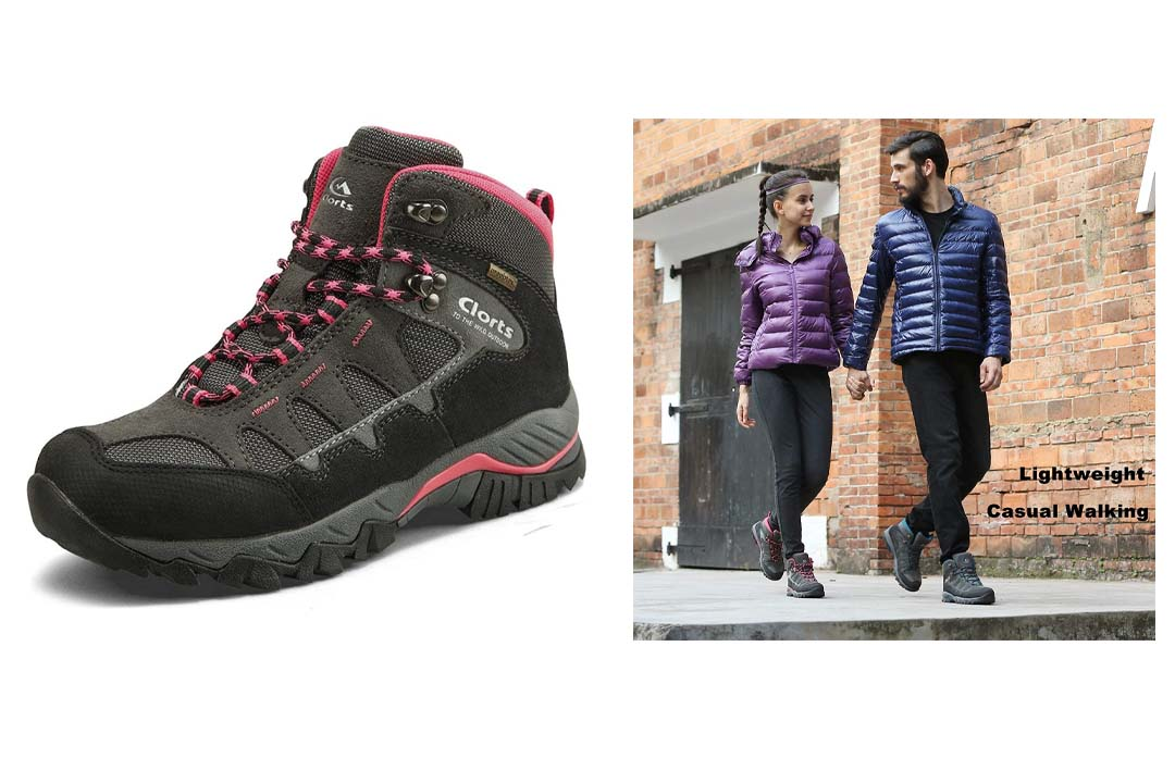Clorts Women's Outdoor Backpacking Shoe