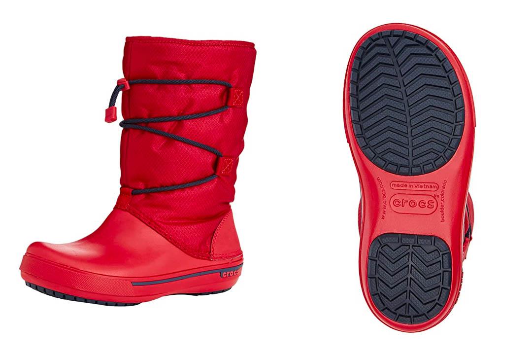 Crocs Women's Crocband 11.5 Cinch Boot