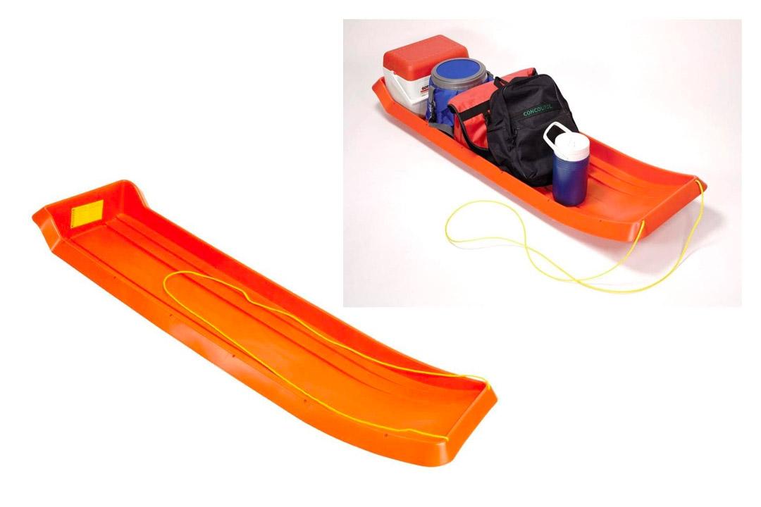 ESP 66 in. Orange Toboggan