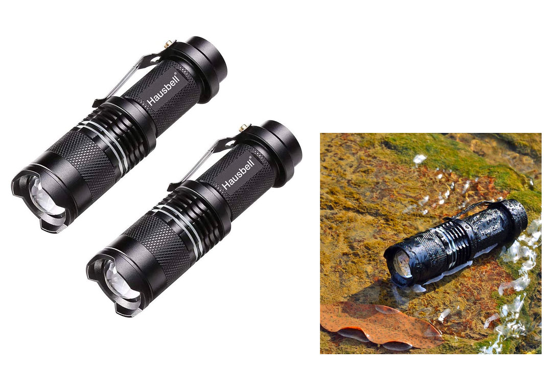 Flashlights, Hausbell 7W Flashlight LED Flashlight Tactical Flashlight Torch