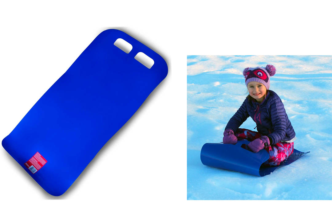 Flying Carpet Sled - BLUE