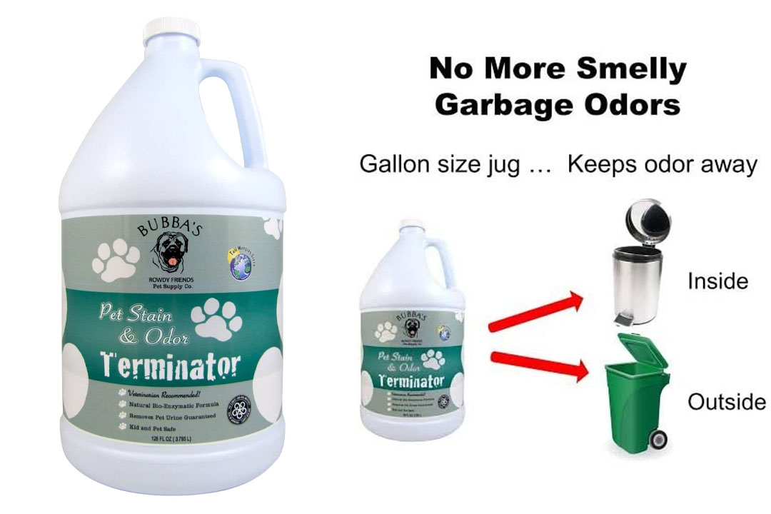 Gallon Size Enzymatic Stain Remover