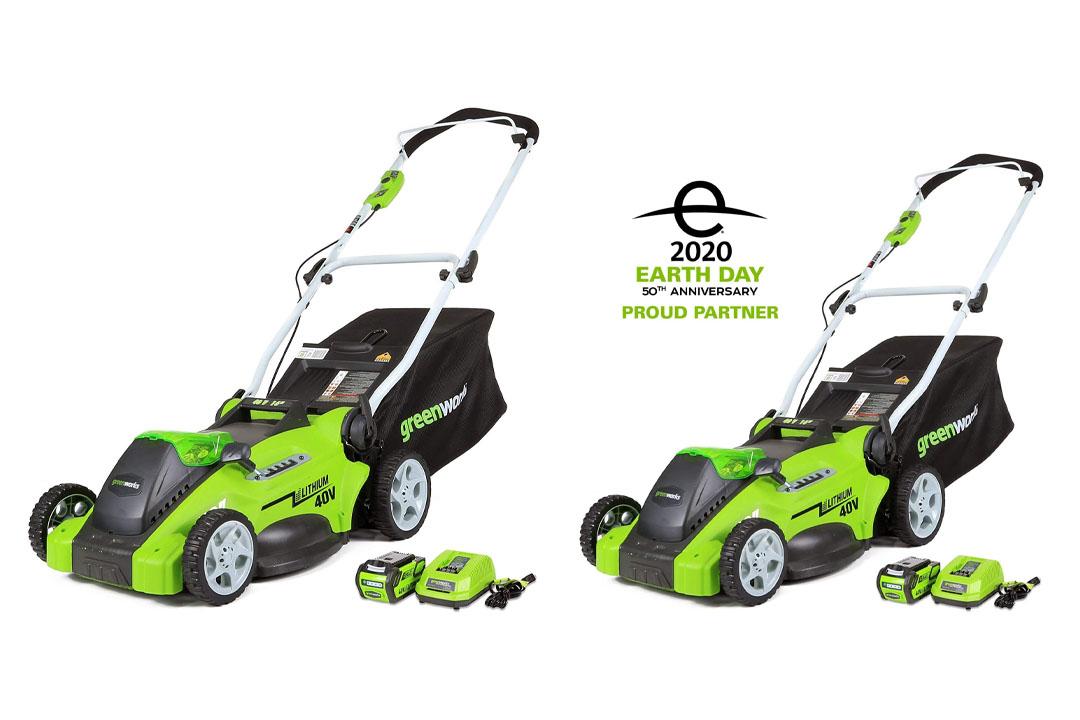 GreenWorks 25322 G-MAX 40V Lawn Mower