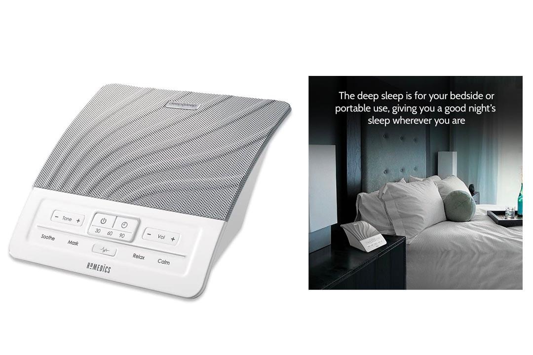 Homedics HDS-1000 Deep Sleep I White Noise Machine