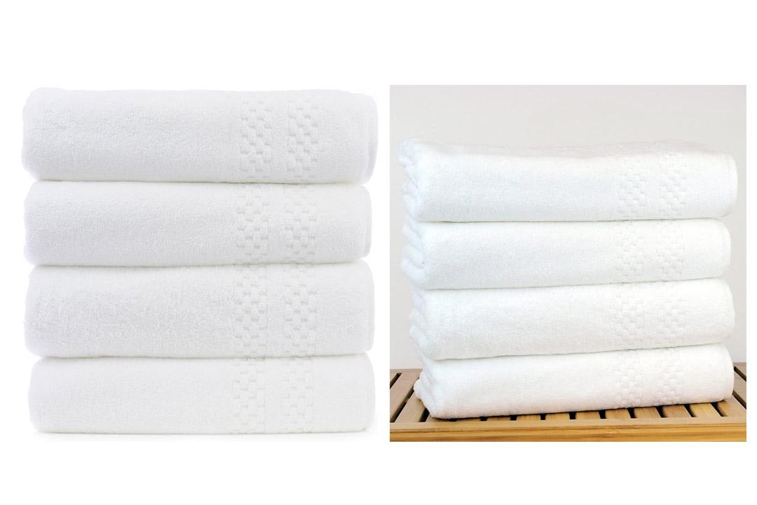 Luxury Hotel & Spa Towel