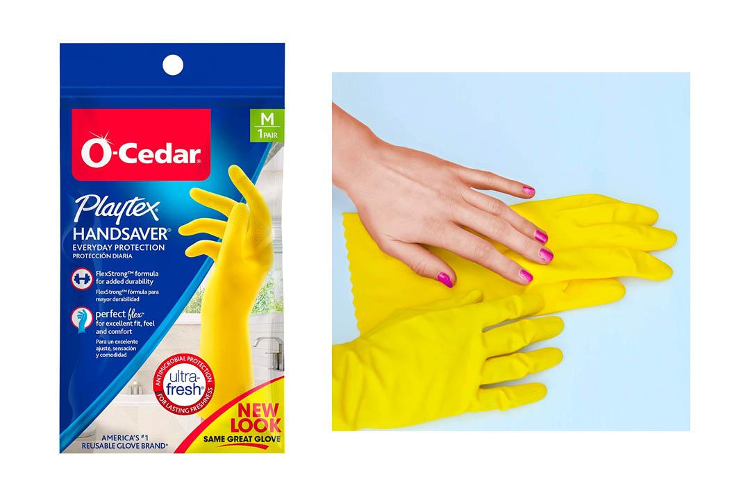 Playtex HandSaver Gloves Size Medium
