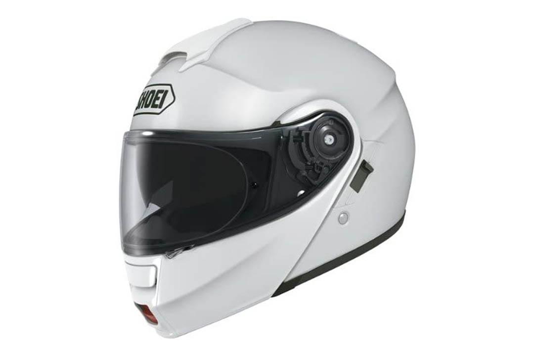 SHOEI Neotec White Size: XXL Motorcycle Full-face-helmet
