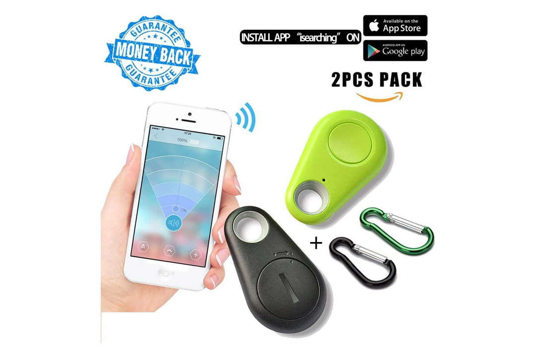Smart Finder Bluetooth Locator Key Pet Tracker Car Finder Child Locator