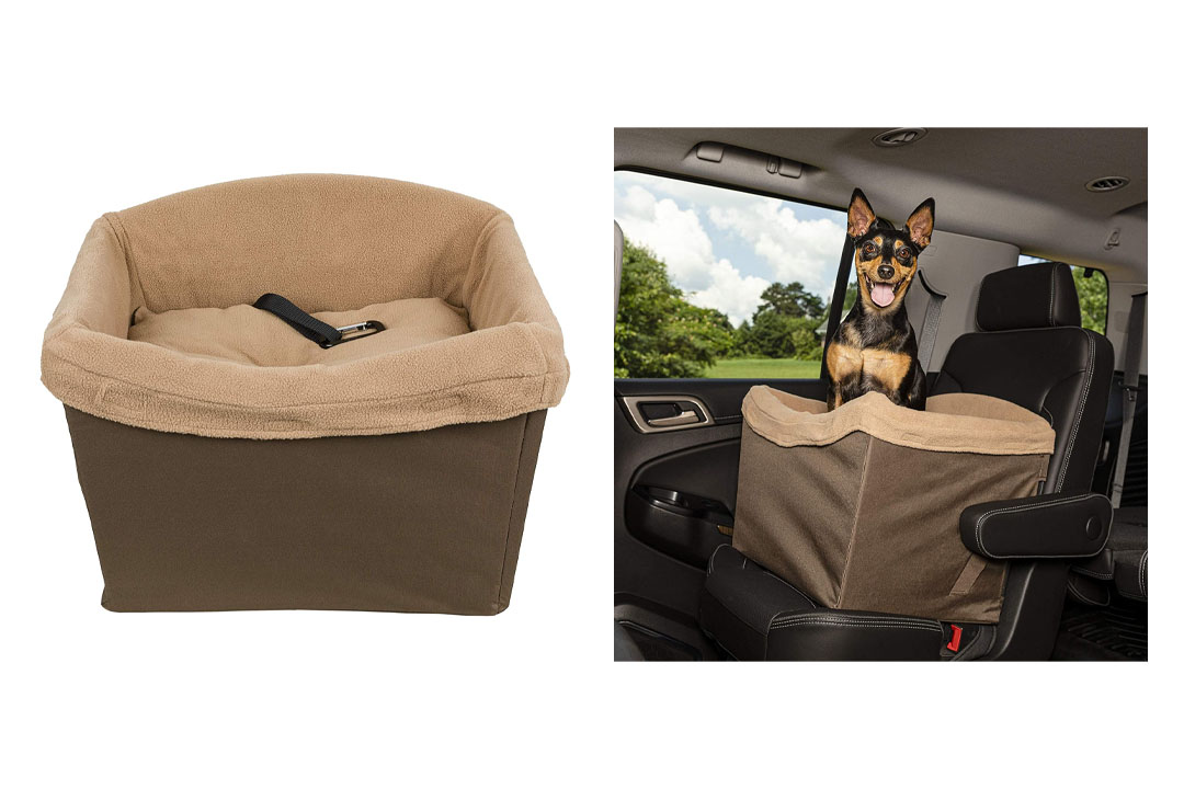 Solvit Jumbo Standard Pet Safety Seat