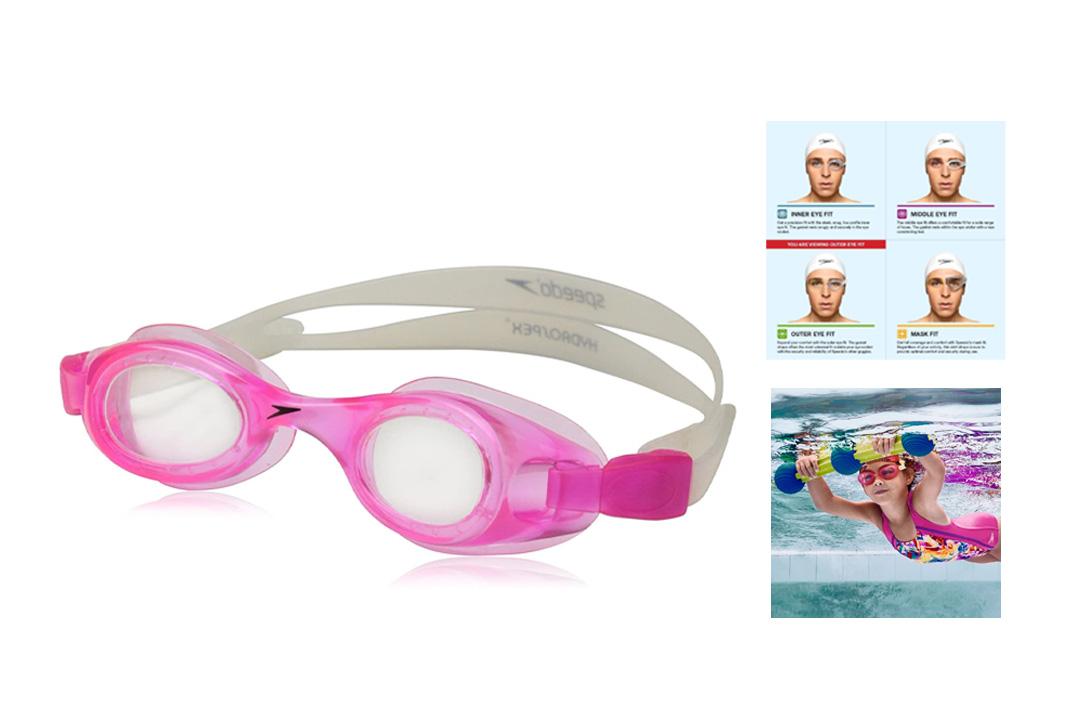Speedo Kids' Hydrospex Swim Goggle