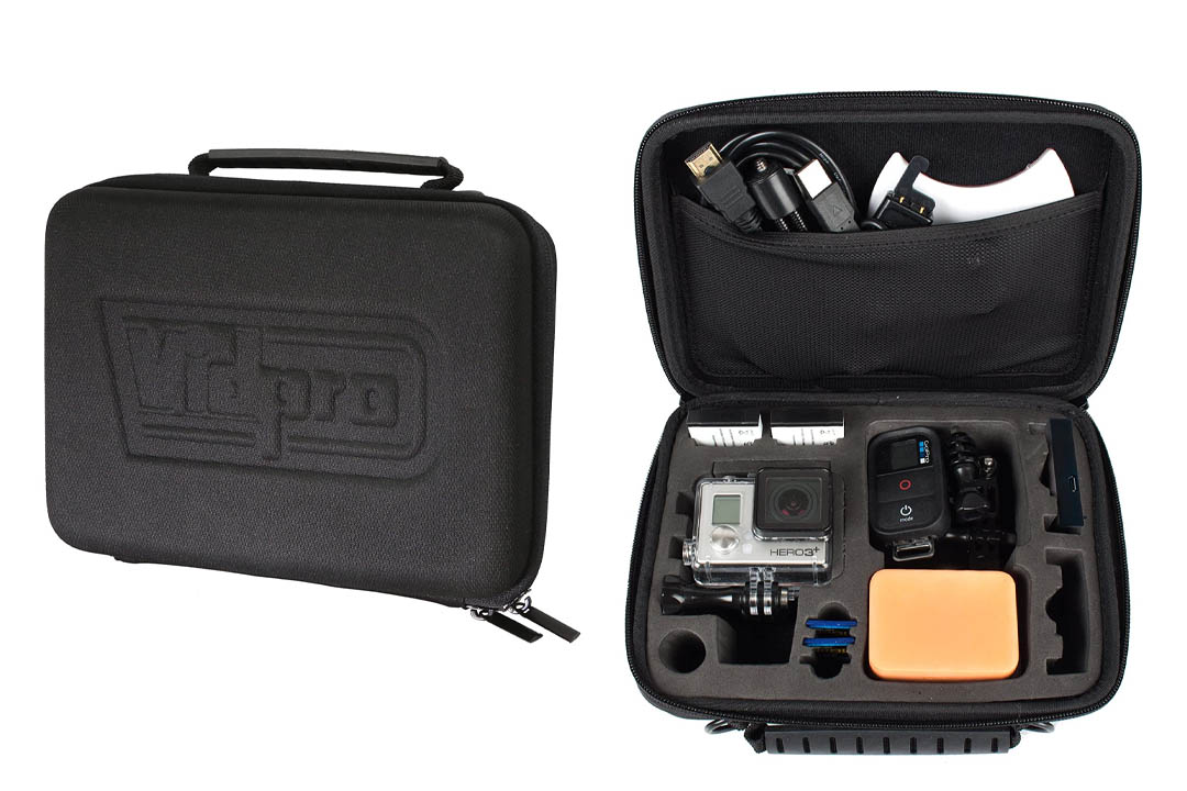 Vidpro Custom Case for GoPro