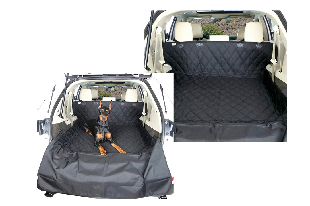 Waterproof Durable Cargo Liner Material for SUVs Unconditional Lifetime Warranty